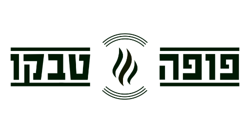 לוגו פופה טבקו שחור