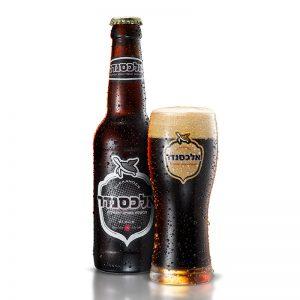 בירה אלכסנדר BLACK