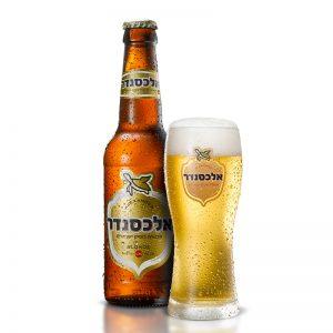 בירה אלכסנדר BLONDE