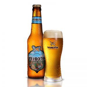 בירה אלכסנדר חיטה ישראלית