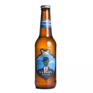 בירה אלכסנדר SAISON