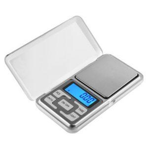 משקל כיס דיגיטלי 0.01