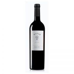 """יין מטר קומולוס 2017 750 מ""""ל"""