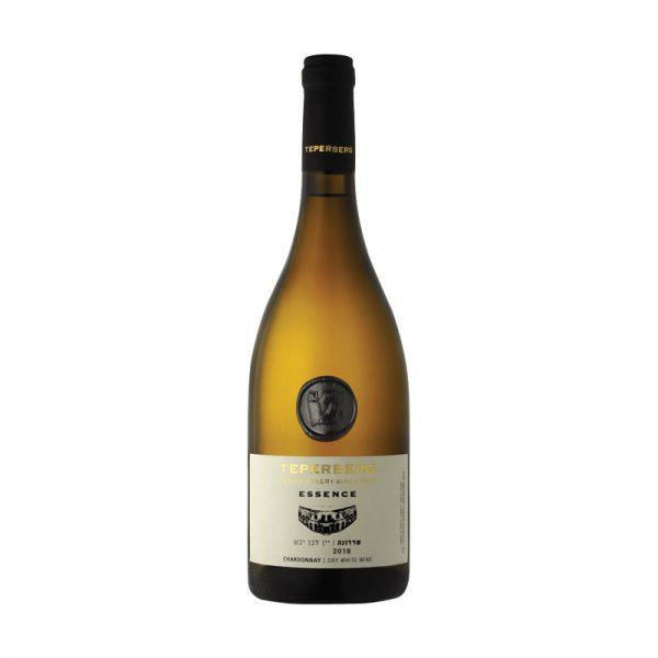 """יין טפרברג essence שרדונה 750 מ""""ל"""