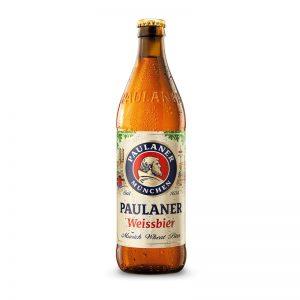 """בירה פאולנר בירת חיטה בווארית 330 מ"""""""