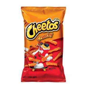 צ'יטוס גבינה קראנצ'י Cheetos King Size