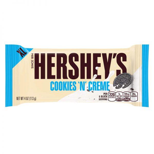 שוקולד הרשי קוקיס אנד קרים HERSHEYS