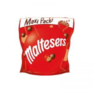 כדורים פריכים מצופים שוקולד חלב Maltesers
