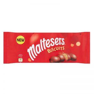 ביסקוויט שוקולד חלב מלטיזרס Maltesers