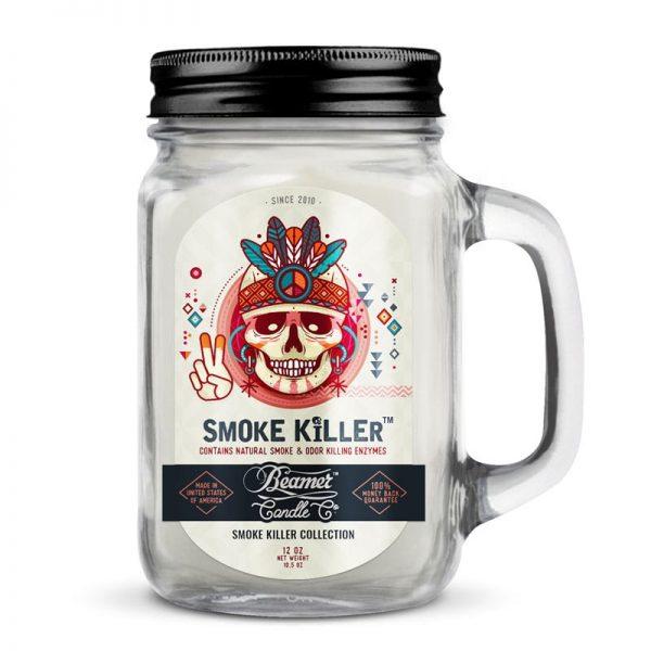 נר ריחני בניחוח BEAMER SMOKE KILLER