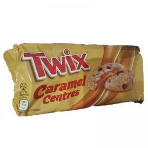 עוגיות שוקוצ'יפס במילוי קרמל Twix