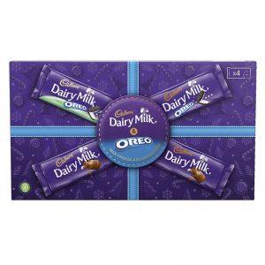 בובנוניירה אוראו במגוון טעמים Cadbury Oreo