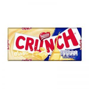 שוקולד קראנץ' לבן עם פצפוצי אורז Nestle