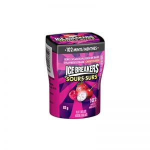 סוכריות חמוצות בטעמי פירות Ice Breakers