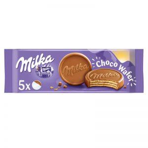 צ'וקו וופל שוקולד 3 שכבות Milka