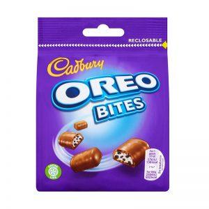 אוראו בייטס Cadbury Oreo bites