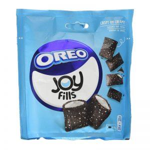 כריות שוקולד ממולאות בקרם וניל OREO JOY