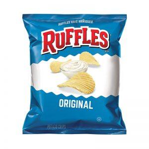 צ'יפס בטעם טבעי Ruffles Original