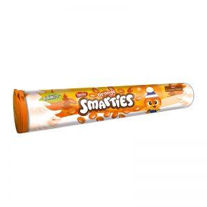 סמרטיז עדשי שוקולד כתום Smarties Orange