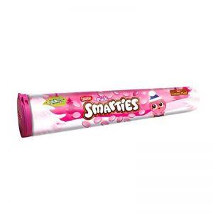 סמרטיז עדשי שוקולד ורוד Smarties Pink