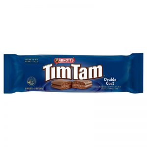 עוגיות שוקולד ציפוי כפול TimTam