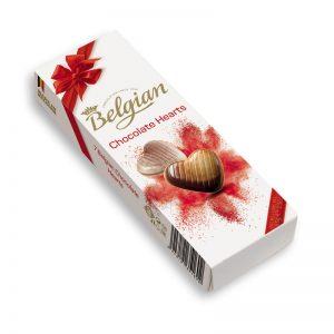 לבבות שוקולד The Belgian