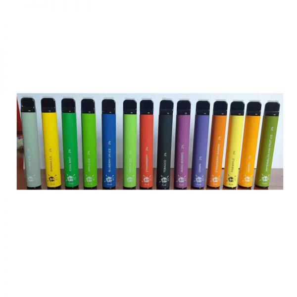 סיגריה אלקטרונית חד פעמית 800 שאיפות