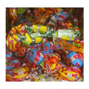 סוכריות טופי כרמית במשקל