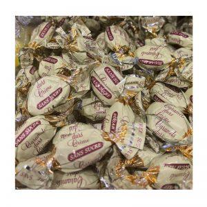 סוכריות ללא סוכר בטעם חמאה במשקל