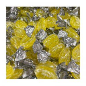 סוכריות ללא סוכר בטעם לימון במשקל