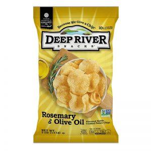 חטיף צ'יפס בטעם רוזמרין ושמן זית Deep River