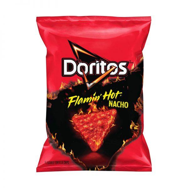 דוריטוס נאצ'ו חריף אש Doritos