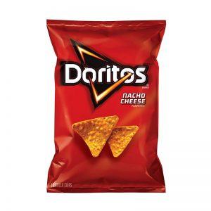 דוריטוס בטעם גבינת נאצ'ו Doritos