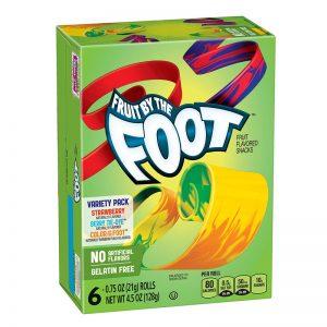 רולים מיקס טעמים Fruit By The Foot