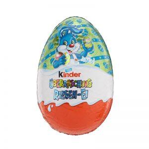 ביצת הפתעה קינדר ענקית 220 גרם Kinder