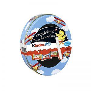 קינדר מיקס קופסאת פח כחולה Kinder Mix