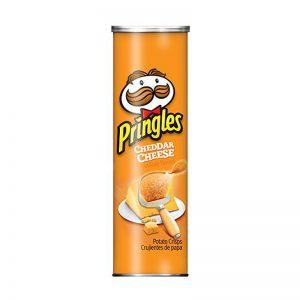 פרינגלס גבינת צ'דר Pringles