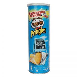פרינגלס חומץ ומלח Pringles Salt Vinegar