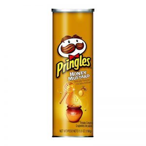פרינגלס חרדל ודבש Pringles