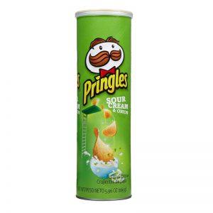 פרינגלס שמנת ובצל Pringles