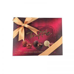 מארז פרלינים במגוון שוקולדים Royal Avenue