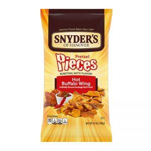 שברי בייגלה בטעם כנפי באפלו פיקנטיות Snyder's