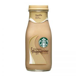 משקה סטארבקס בטעם וניל Starbucks
