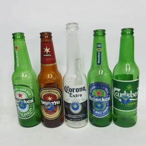 באנג בצורת בקבוק בירה