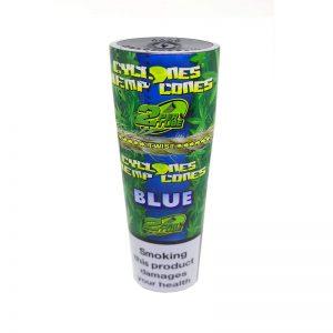 זוג בלאנטים המפ Cyclones Blue