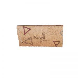 נייר גלגול מסוג ROWLL חום