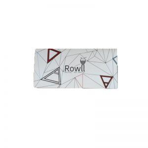 נייר גלגול מסוג ROWLL לבן