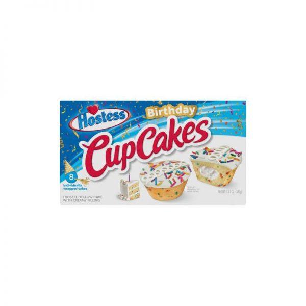 עוגות יום הולדת דינג דונג במילוי קרם חלב Ding Dongs