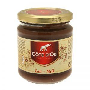 ממרח קוטדור שוקולד חלב COTE DOR