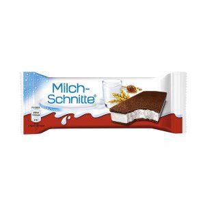 חטיף קינדר עוגיות וקרם חלב Milch-Schnitte